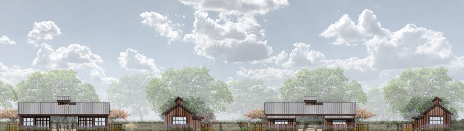 Distillery Private Cabin Elevations 1