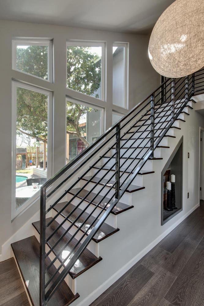 Westlake Residence Stairwell 2