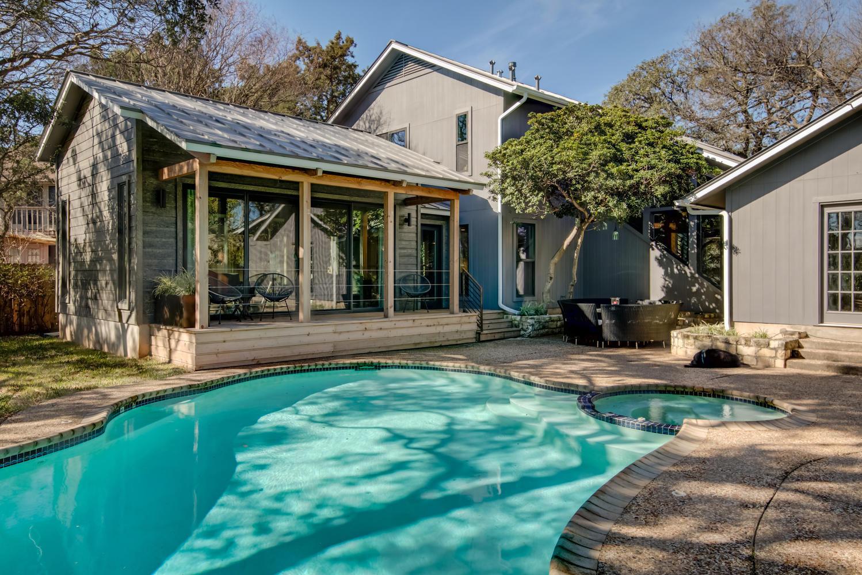 Westlake Residence Pool